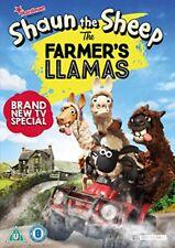 Shaun The Sheep in The Farmer's Llamas 5055201832788 DVD Region 2