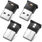 4 Pieces Mini USB LED Light RGB Car LED Interior Lighting DC 5V Smart USB LED...