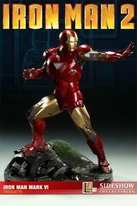 Sideshow Maquette Iron Man Mark VI Iron Man 2 No Prime1 XM Iron Studios
