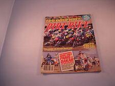 DIRT BIKE MAGAZINE MAY 1988 VOLUME 18 NUMBER 5