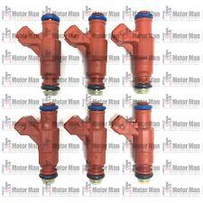 Motor Man | 0280156028 1L2E-C5A Bosch Fuel Injector set | Ford Mercury 4.0L Flex