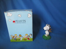 New Westland Peanuts Collection Snoopy Figurine Flying Ace # 8243 MIB