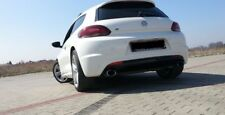 Heckansatz Diffusor Heckschürze VW SCIROCCO 3 Typ 13 R R-LINE Stoßstange Bumper