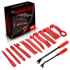 MICTUNING 13 Pcs Strong Auto Trim Car Door Panel Removal Tool Installsation Kits