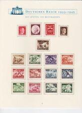Briefmarken aus dem Deutschen Reich Sammlungen (bis 1945) mit Echtheitsgarantie