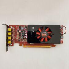 Dell AMD Firepro W4100 GPU 2GB PCI-E Video Card 4 x Mini Display Port 025D14