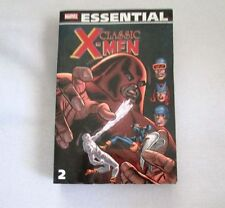 MARVEL ESSENTIAL - CLASSIC X-MEN #2 - May 2006 - OOP - F-VF - BV $25