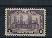 CANADA SCOTT 245 MINT NEVER HINGED AND NICELY CENTERED