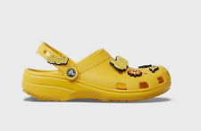 Crocs X Justin Bieber With Drew Classic Clog Free Shipping Size 9 Mens