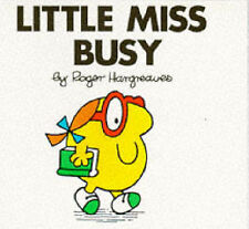 (Good)-Little Miss Busy (Little Miss Library) (Paperback)-Hargreaves, Roger-0749