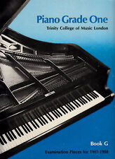 Piano Grade One-Trinity College London-8 pg-Sheet Music