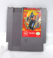 NES Nintendo Entertainment System Ninja Gaiden Video Game Tested & Works