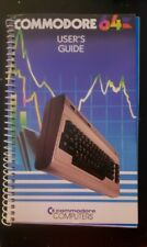 Commodore 64 User's Guide First Edition Eight Printing Mint Spiral Bound