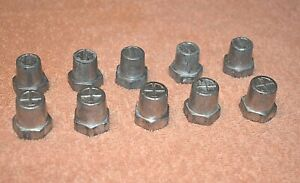 """3/8"""" Battery Stud To Top Post Conversion Adapter Group 31 5 Pair POS & NEG"""