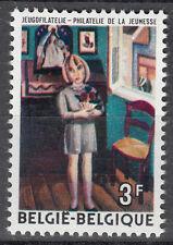 Belgique / Belgien Nr. 1694** Jugendphilatelie