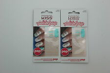 Kiss Polish Pop Full Cover Accents - 62295 #2 Wisteria Lane (2 PACK)
