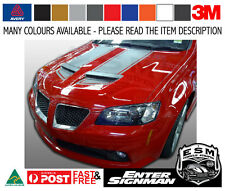 ESM TRACK STRIPES (RACING STRIPES) to fit VE HOLDEN Ute - Avery Wrap Vinyl