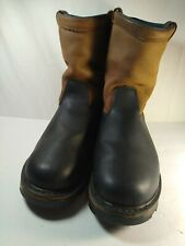 Rocky Waterproof Pull-On Hunting/Fishing/Outdoor Boots. Size 13W. Pre-owned, EUC