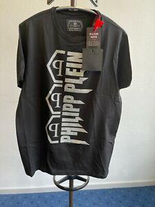 Original Philipp Plein T-Shirt in 4XL, Größe entspricht aber eher 2XL
