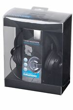 Share Grundig 52557 Silver Edition Stereo Headphones Earphones for Mp3 CD & iPod