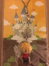 New Square Enix Kingdom Hearts Avatar Mascot Strap Final Fantasy VII FF7 Cloud