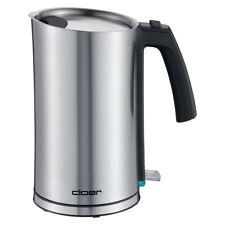 Cloer 4909 Wasserkocher doppelwandig Edelstahl 1,2 Liter 2200 Watt NEU (B-Ware)