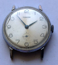 POBEDA - vintage USSR Herren Uhren- USSR watch - ZIM Uhrwerk - Soviet