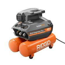 RIDGID 200 Psi 4.5 Gal. Electric Quiet Compressor