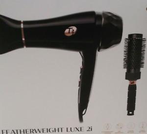 💯ORIGINAL T3 Luxe 2i Professional Hair Dryer Black Top Seller Wanted 3 Heat NIB