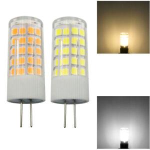 10pcs G4 GU4.0 Led Light Bulb 64-2835 SMD 5W AC/DC12V Ceramics Lamp