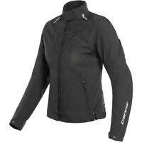 Dainese G. LAGUNA SECA D-DRY LADY NERO/BIANCO - 46 Waterproof Motorcycle Jacket
