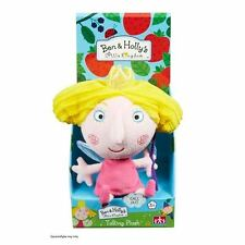 Talking Holly Princess Plush Soft Toy Ben and Hollys Little Kingdom