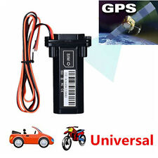 Global Car GPS Tracker Vehicle Motorcycle GSM Realtime Tracking Locator Device
