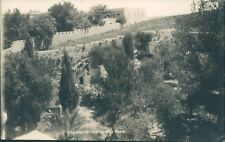 Postcard Jerusalem Calvary The Garden Tomb American Colony photo card Unposted