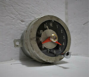 1955 55 Chrysler Clock 300 New Yorker Windsor Imperial Serviced Works Perfectly