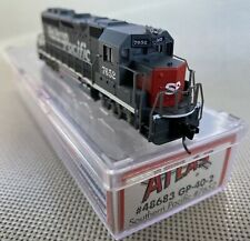 N-Scale Atlas 48683 GP40-2 Southern Pacific SP#7652 DCC Equipped