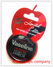 Vaseline Limited Edition Lip Balm Therapy Tin Mirror in Mirror Kiss of Apple 20g