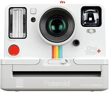 Polaroid OneStep+ Sofortbildkamera i-Type Bluetooth Blitz Weiß