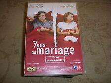 DVD CINEMA 7 ANS de MARIAGE Didier BOURDON Catherine FROT 2003 93mn
