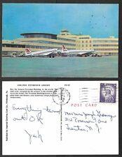 1961 Aviation Postcard - Airport - Pittsburgh, Pennsylvania