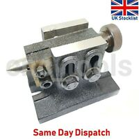 Adjustable Rotary Table Tailstock For HV4 - HV6 75MM - 110MM