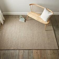 The White Company Hampton Looped Wool Large Rug 2 x 3m Biscuit RRP £695