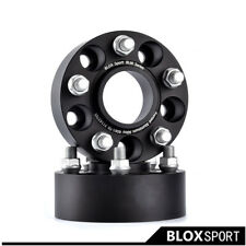 """2pc 50mm 2X1"""" 5 Lug For Ford Explorer Edge Forged CB70.5 Wheel Adapter PCD5X4.5"""""""