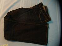 Mossimo Bootcut Skinny Low Rise Premium Denim Blue Jean Womens 6 S/C Preowned