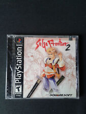 PS1 SaGa Frontier 2 Black Label US NEUF/Scellé - NEW FACTORY SEALED