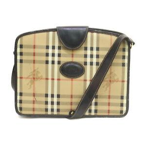 Burberrys Shoulder Bag  Browns PVC 1528936