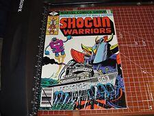 Shogun Warriors #8 Marvel Comics Sept 1979 vs Cerberus Mattel Herb Trimpe art