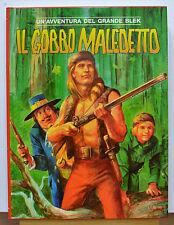 EL MALDITO JOROBADO, UN' AVENTURA DE GRANDE BLEK 1997 CACHORROS EDITORE