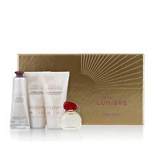 L'Occitane Womens Terre De Lumiere Eau De Parfum Mini Perfume Gift Set (4 items)