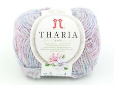 4 Balls of Hamanaka Tharia Knitting Yarn Color 5